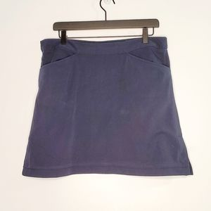 Callaway Womens dark blue Skirt